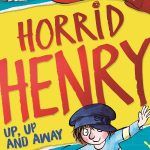 Francesca Simon to visit Waterstones Bluewater! Bestselling author of the Horrid Henry series to meet fans at 11am on Saturday 16th March