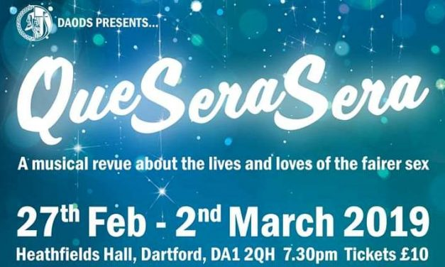 DAODS Presents… Que Sera Sera: 27th February – 2nd March 2019