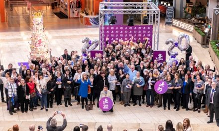 Bluewater celebrates 20th birthday with 20 Good Deeds Community projects will receive funding and support throughout 2019 and beyond