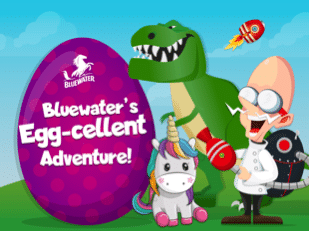 Snap the ultimate selfie and go on an egg-cellent adventure at Bluewater this Easter