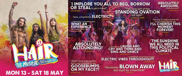 The Orchard Theatre Highlights for April