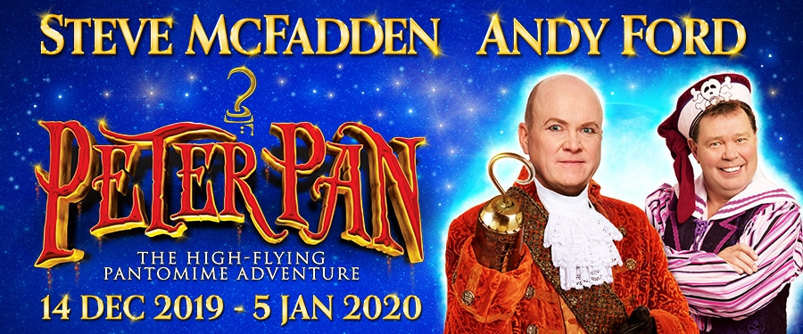 The Orchard Theatre Dartford have announced that Soap Star Steve McFadden will lead their panto cast…