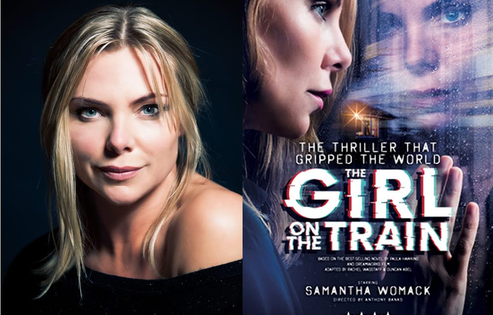 The Girl on the Train comes to the Orchard Theatre