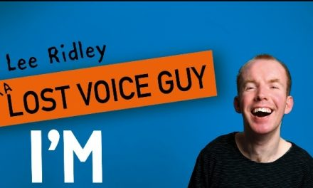 Come and meet Lee Ridley AKA 'Lost Voice Guy' at his book signing event in WHSmith, Bluewater