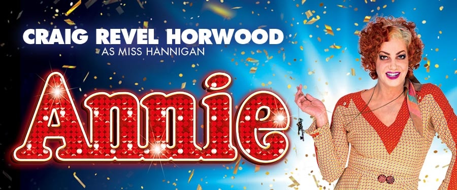 ANNIE comes to The Orchard Theatre 17th-22nd June 2019