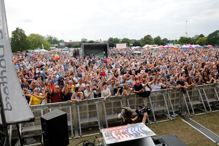 Dartford Festival Rocked The Park! (review)