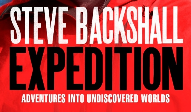 Steve Backshall to visit Waterstones Bluewater