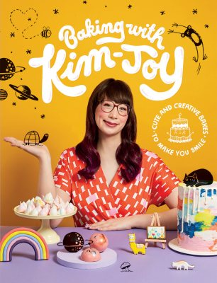 Kim-Joy to visit Waterstones Bluewater