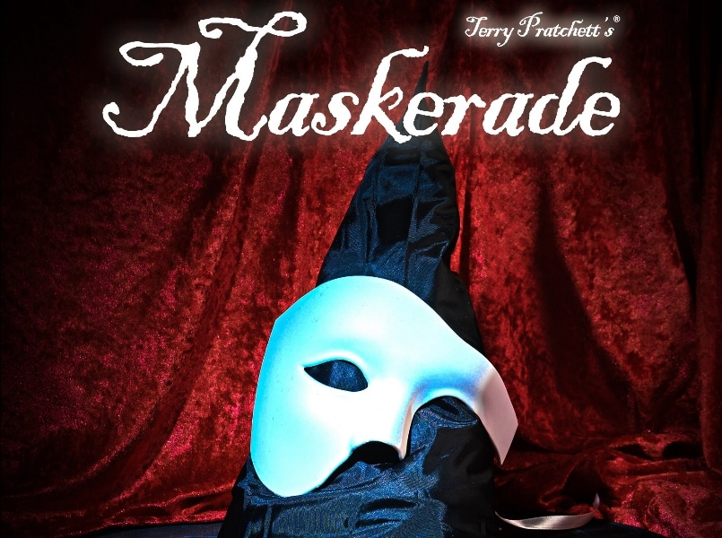 Eldorado Musical Productions are proud to present Terry Pratchett's 'Maskerade'!