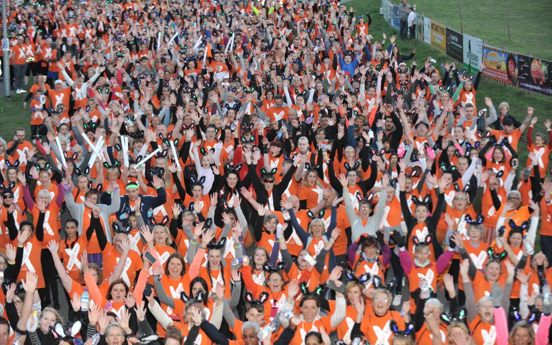 ADULT AND CHILDREN'S CHARITY ELLENOR AIMS TO RAISE £75,000 WITH TWILIGHT WALK