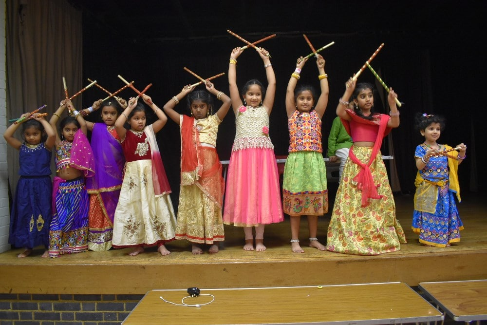 PQRC Dussehra Navaratri Event – Temple Hill community Centre – Dartford