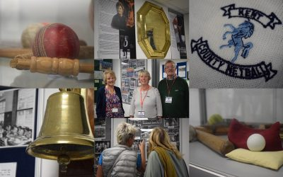 North Kent College supports Sporting Heritage Day with a blast from the past