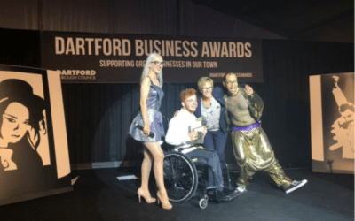 'Inspirational' Dartford Young Person of the Year 2019 announced at Dartford Business Awards Ceremony, Bluewater