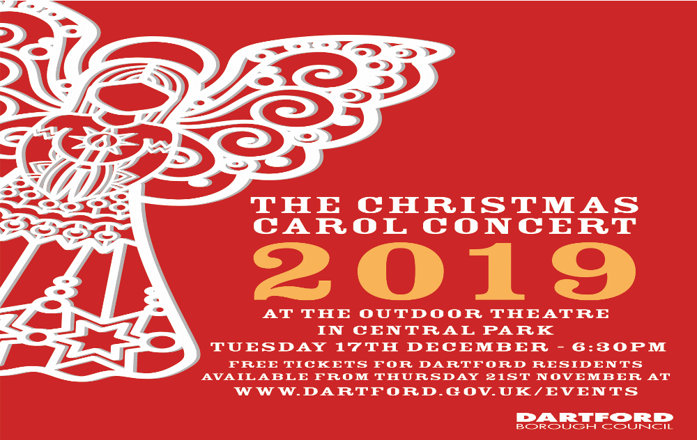 Dartford Borough Council Carol Concert 2019