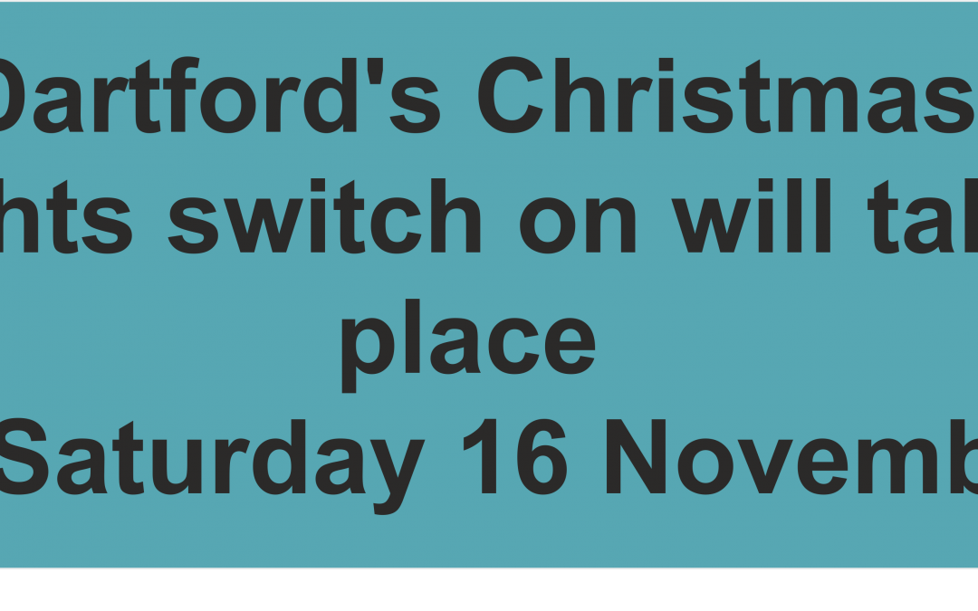 Dartford's Christmas Lights