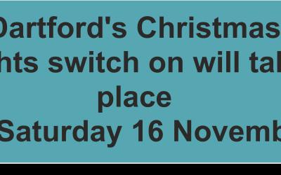 Dartford's Christmas Lights
