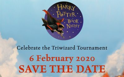 Waterstones Bluewater celebrates Harry Potter Book Night
