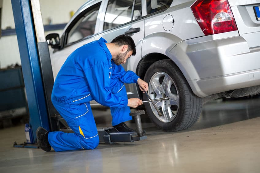 Why is a regular quality check of vehicle tyres important?
