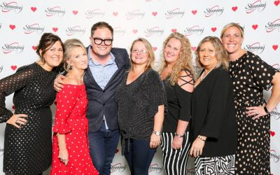 Dartford Slimming World Consultants celebrate in style with Chatty Man Alan Carr