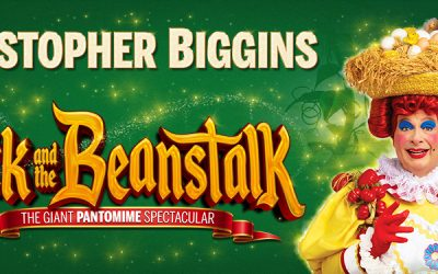 The Orchard Theatre can proudly announce that this year's panto star is….   CHRISTOPHER BIGGINS!!!