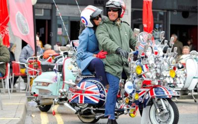 March of the Mods- Dartford 29th Feb 2020 – raising money for Teenage Cancer Trust