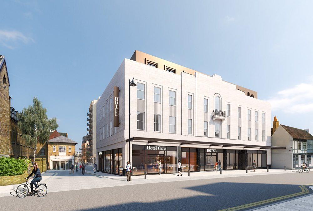 Westgate Dartford plans submitted
