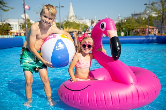 Sunny Skies Ahead: The Beach at Bluewater is Back!