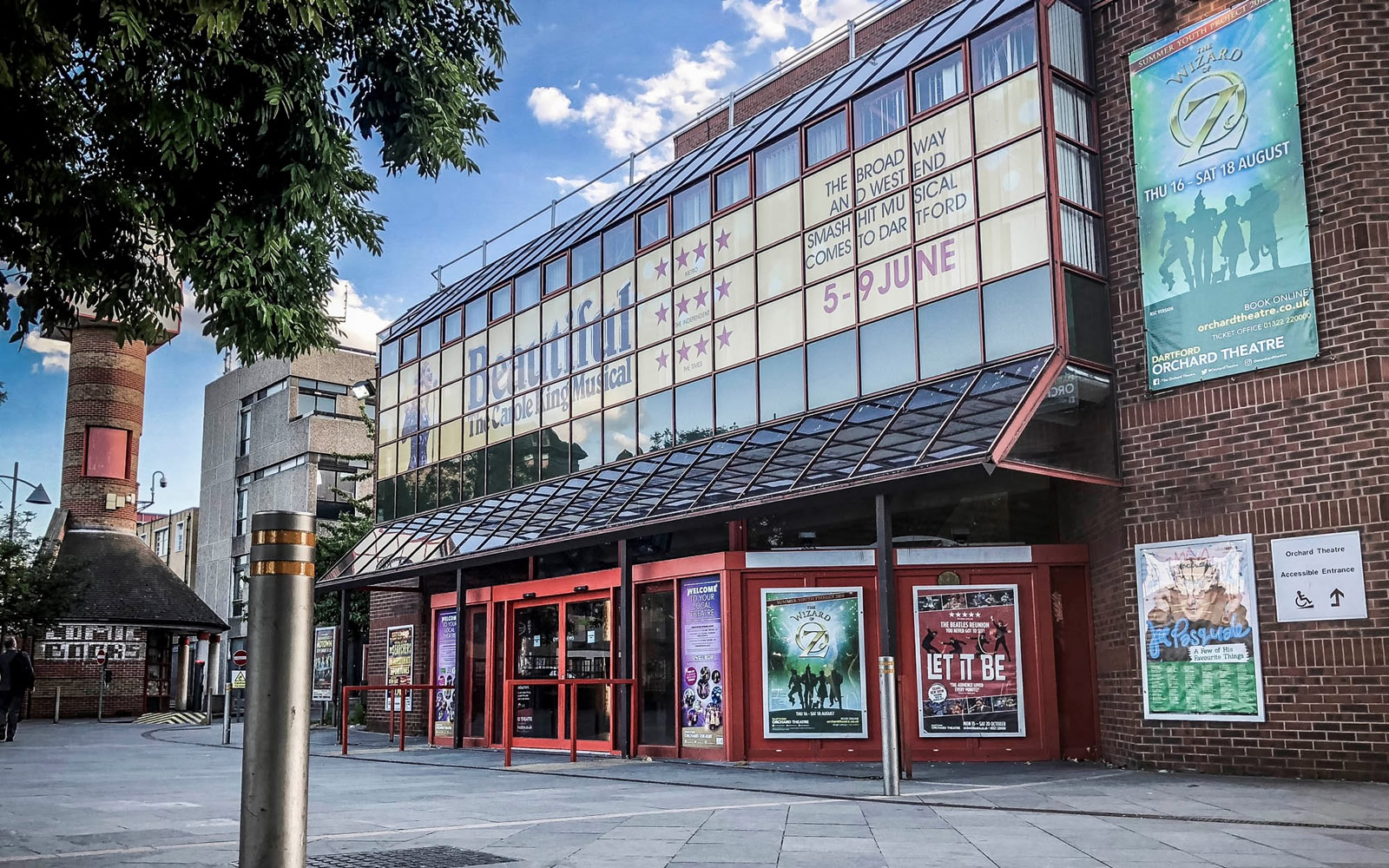 ORCHARD THEATRE TO RECEIVE £244,576 SUPPORT FUNDING FROM THE GOVERNMENT'S £1.57bn CULTURAL RECOVERY FUND