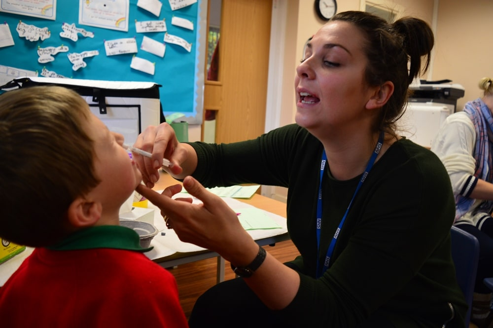 Mass school-age flu vaccination clinics for Kent and Medway planned before Christmas