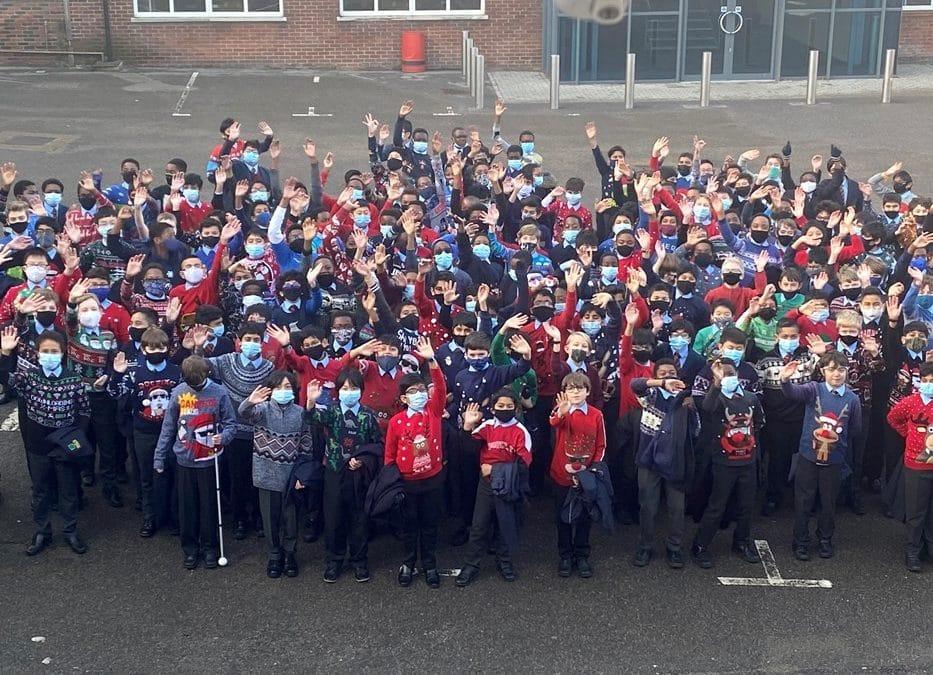Virtual Christmas Concert at Dartford Grammar School