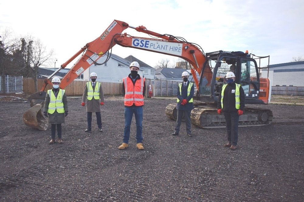 Performing and Production Digital Arts Facility gets the go ahead at North Kent College