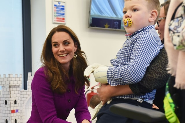 ellenor hospice welcomes Her Royal Highness, The Duchess of Cambridge's personal message of support to mark Children's Hospice Week 2021