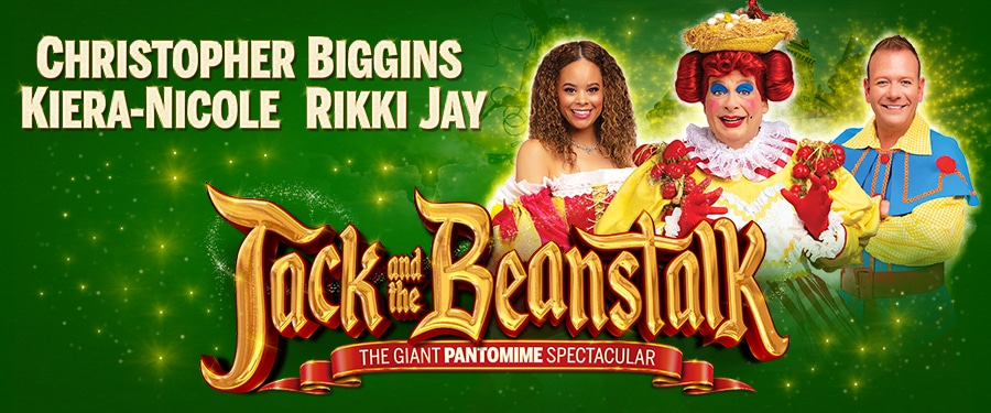 Orchard Theatre Dartford announce more panto stars for Jack and the Beanstalk