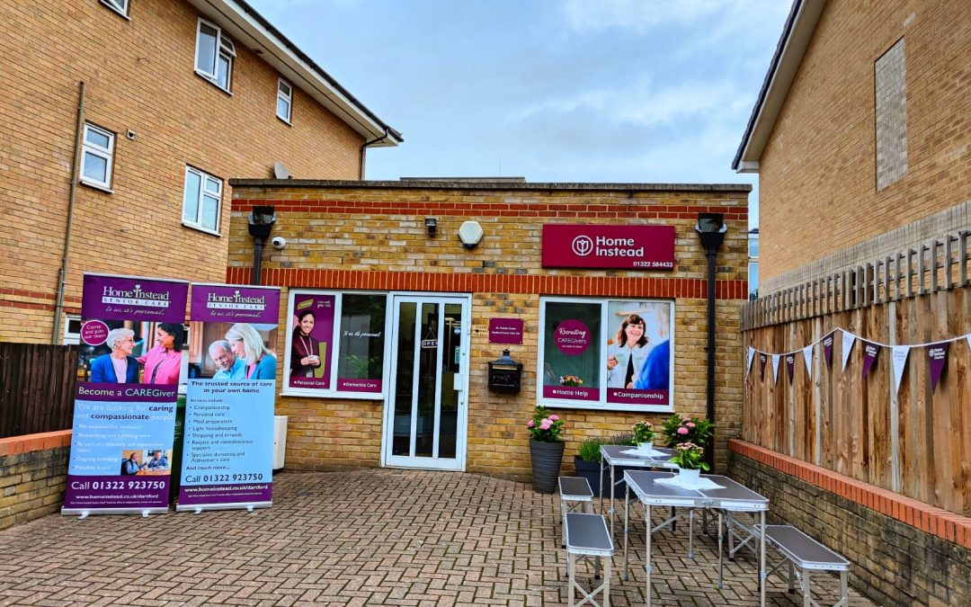 Local home care company celebrates two years with open day at new office