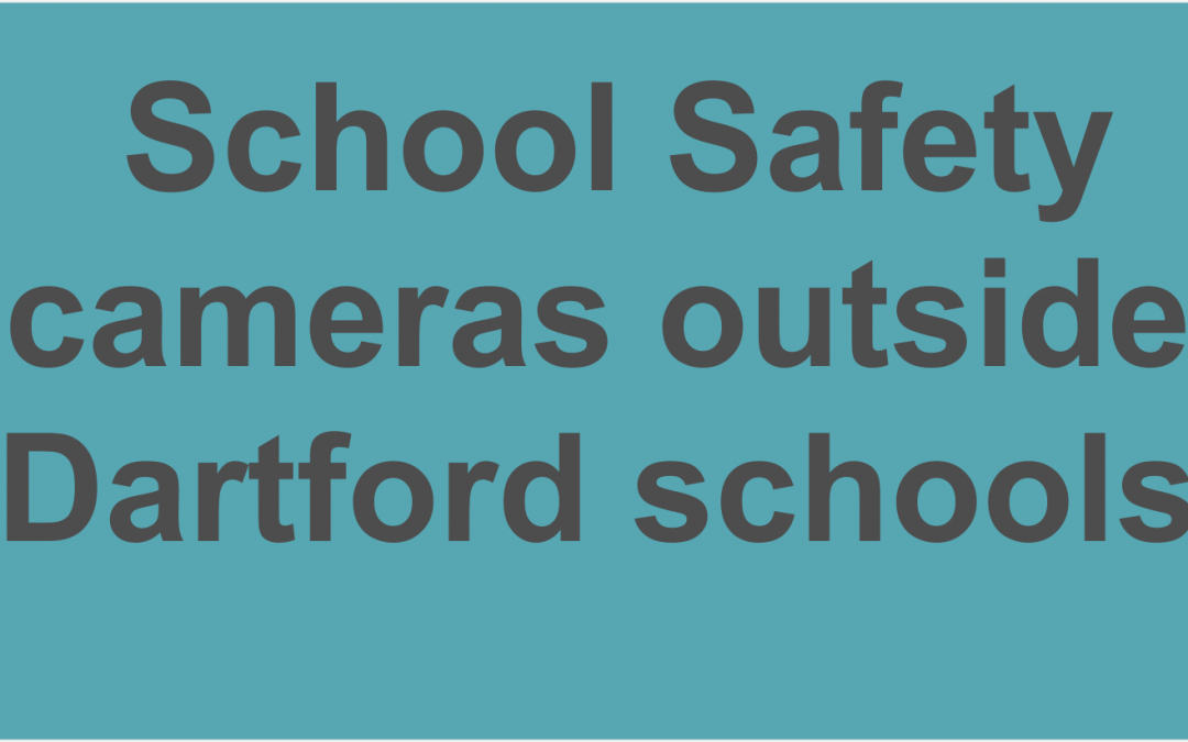 School Safety cameras outside Dartford schools capture dozens of offences in first week of term